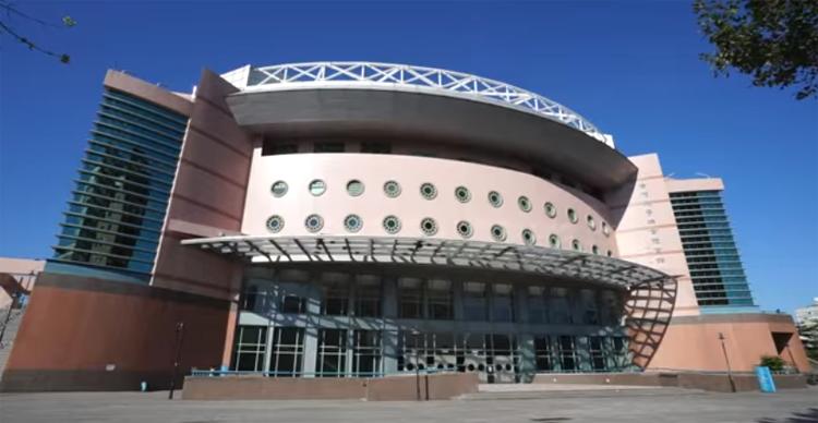台湾大学総合体育館