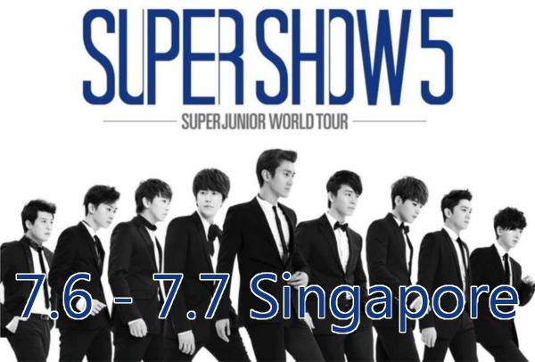 SS5シンガポール公演