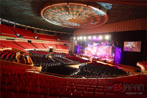 上海大舞台座席
