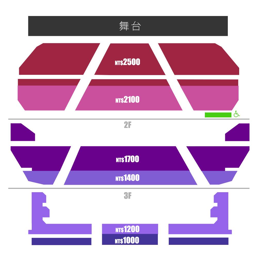 台南座席表