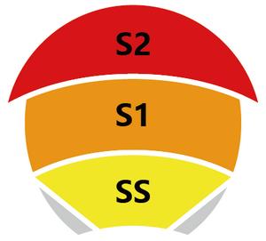 初音ミク 北京公演 2016 座席表