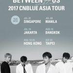CNBLUEアジアツアー