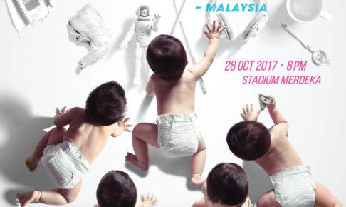 五月天マレーシア