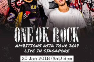 ワンオクシンガポール