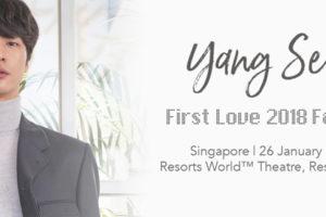 ヤンセジョンシンガポール