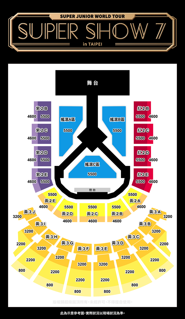 SS7台湾座席表