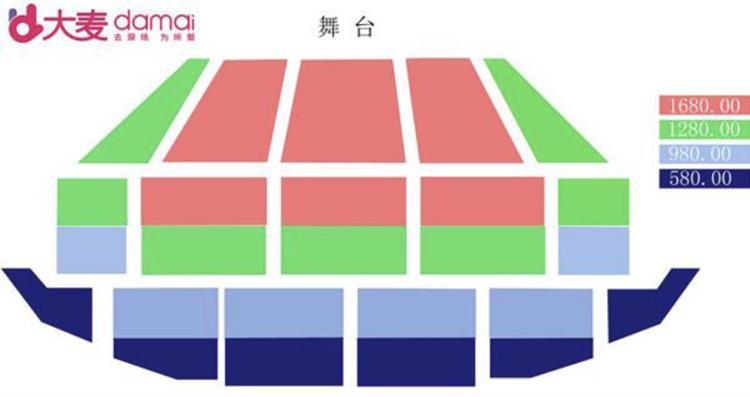 HYDE北京座席表