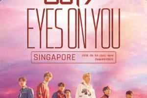 GOT7シンガポール