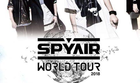 SPYAIR台湾