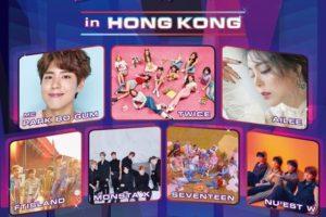 MUSIC BANK香港