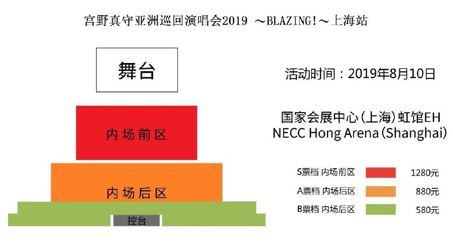 宮野真守上海座席表