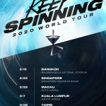 GOT7ワールドツアー2020