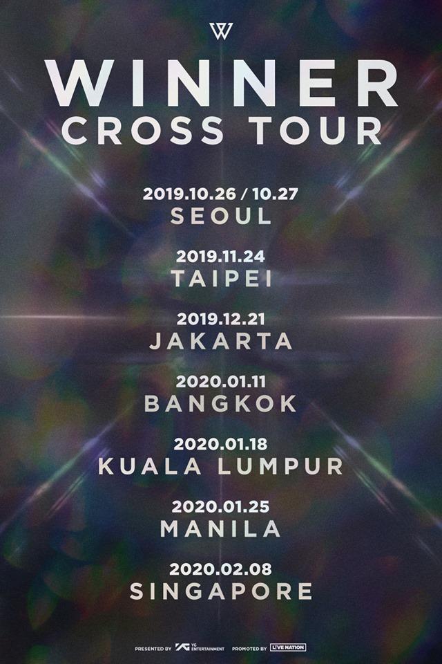 WINNER [CROSS] TOUR