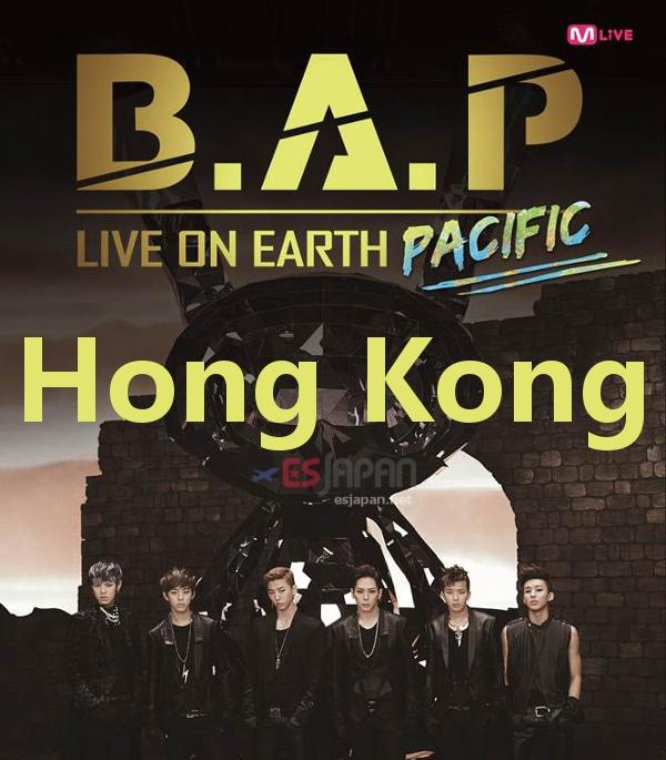 B.A.P HK