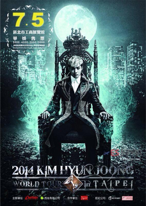 KIM HYUN JOONG TW