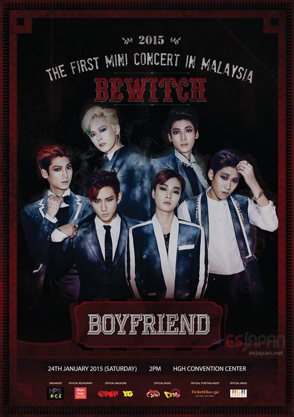 Boyfriend MY